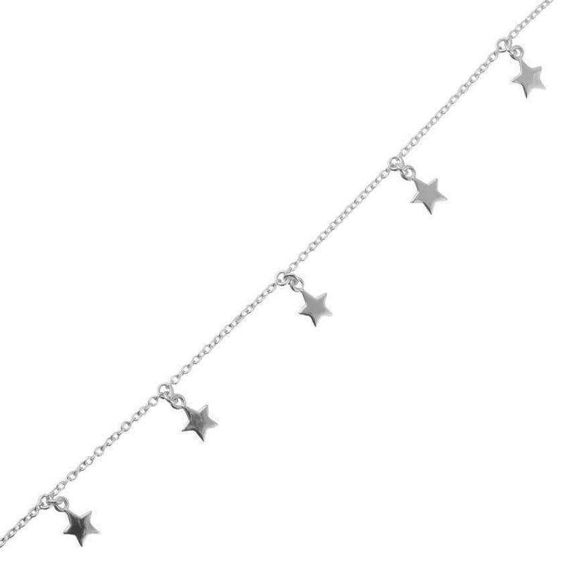 Star Light Bracelet - Stirling Silver