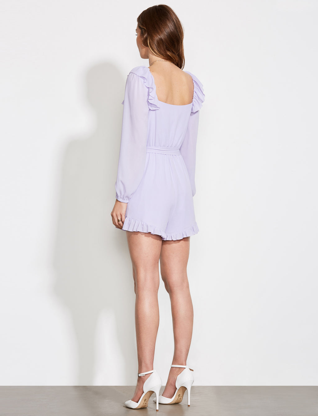 Lovely As Can Be Romper