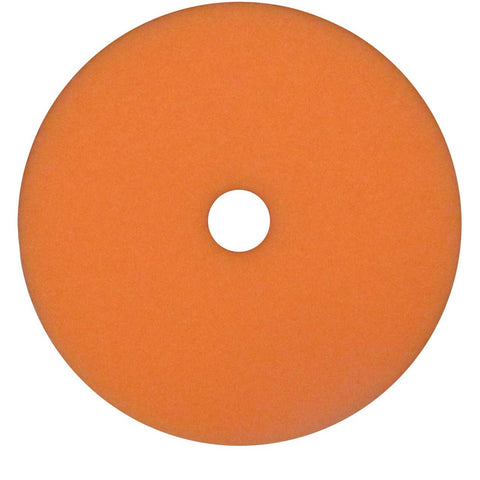 21 DA Polisher Orange Foam Polishing Pad 6""