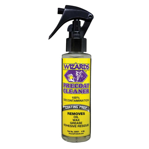 WIZARDS® Precoat Cleaner, 4 oz