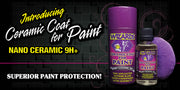 WIZARDS® Ceramic Coat For Paint Kit