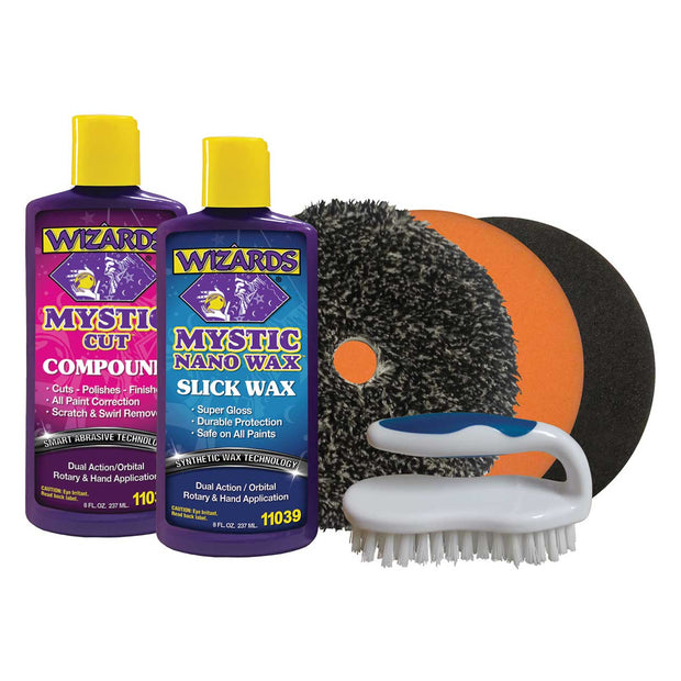 Scratch & Swirl Removal Kit (6 piece)