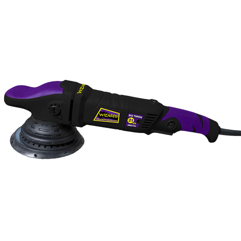 WIZARDS 21 HD™ Big Throw Polisher