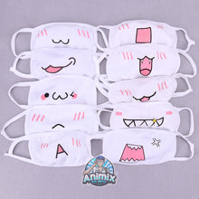 Load image into Gallery viewer, Cute White Mouth Mask (Limited Quantity)