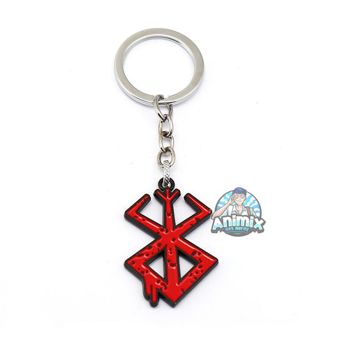 Berserk Guts Viking symbols Key Chains