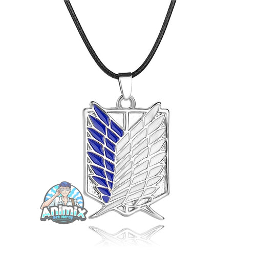 Attack on Titan Necklace Wings Of Liberty