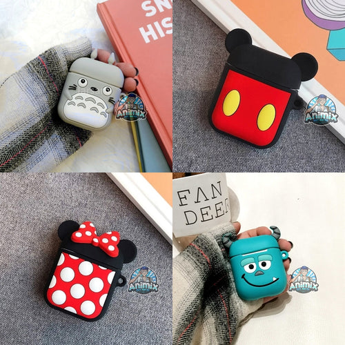 Cute Wireless Case Apple Air Pods Collection 1