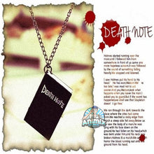 Load image into Gallery viewer, Death Note Keychains