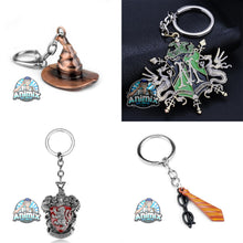 Load image into Gallery viewer, Harry Potter Keychains