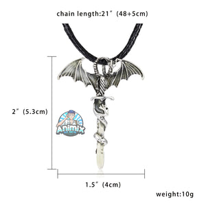 Sword Dragon Necklaces (Glow In The Dark)