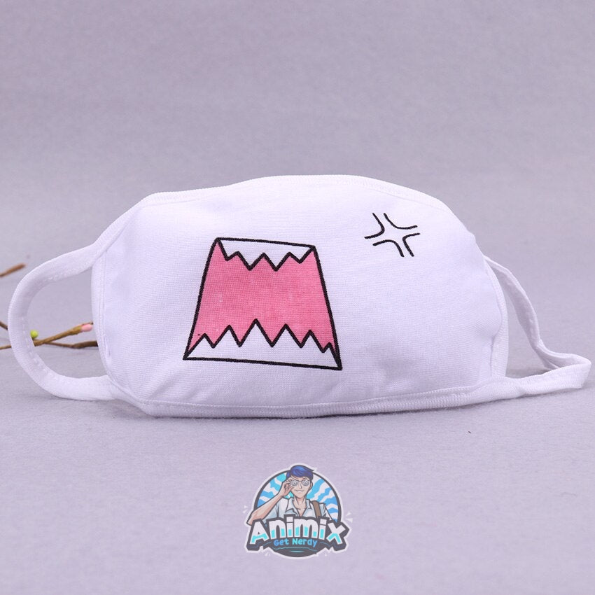 Cute White Mouth Mask (Limited Quantity)
