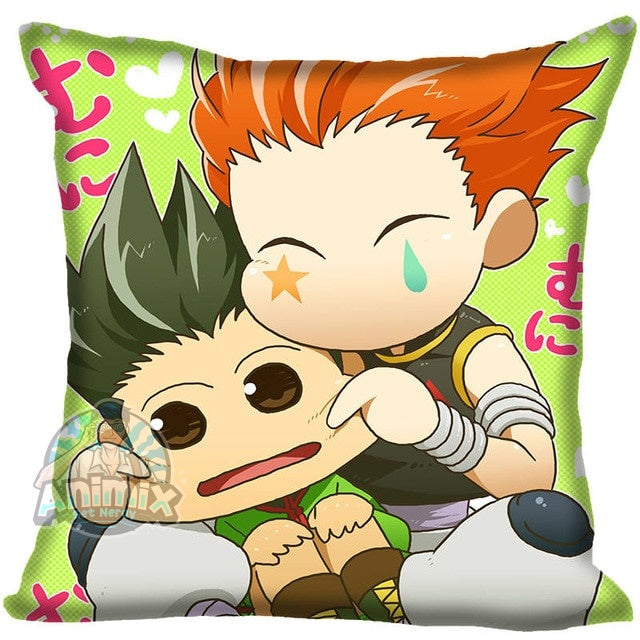 Hunter X Hunter Pillow Cover