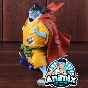 Jinbe Action Figure