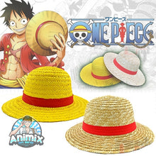 Load image into Gallery viewer, Luffy Straw Hat