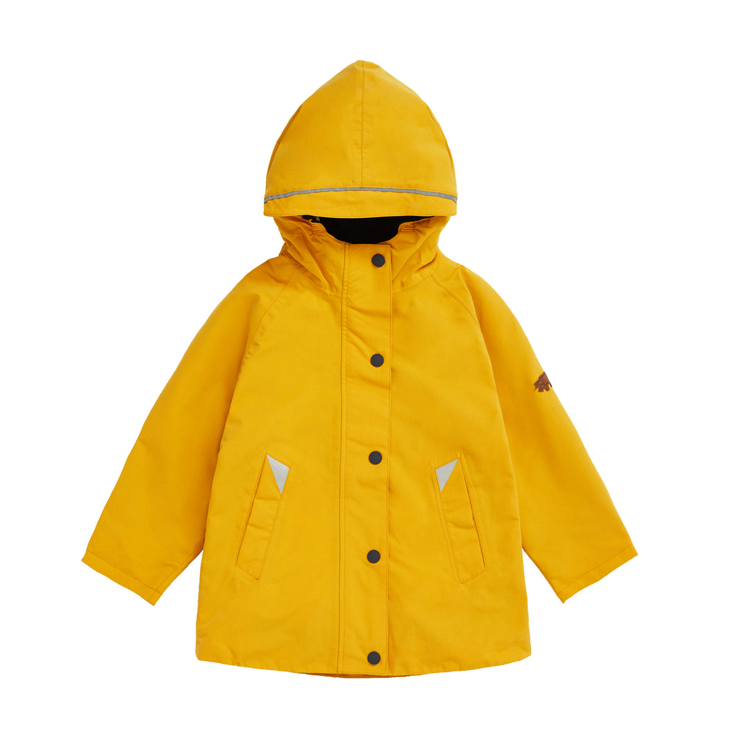 FISHERMAN YELLOW WATERPROOF RAINCOAT