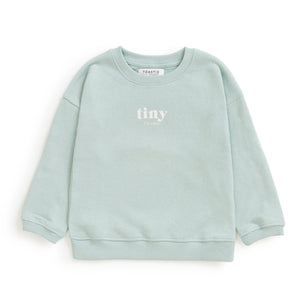 TINY DREAMER SWEATSHIRT | BLUEGRASS