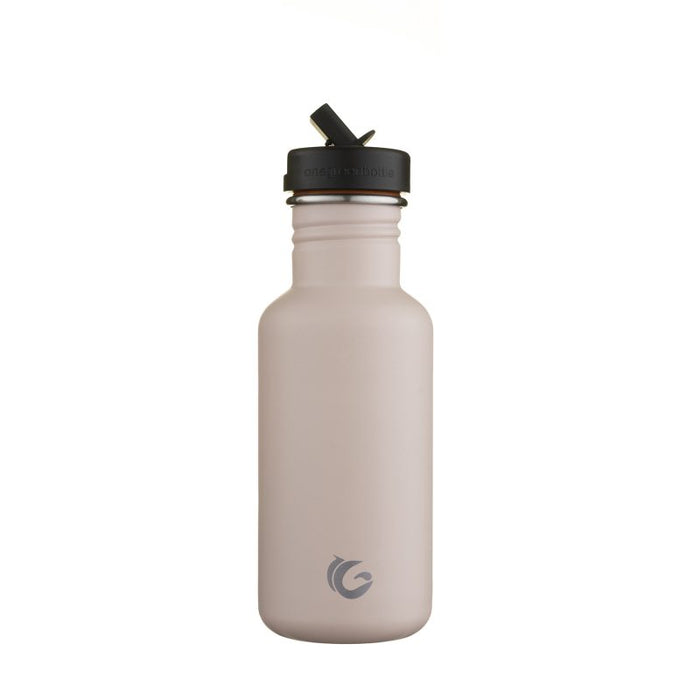 500ml plaster scratch resistant stainless steel bottle