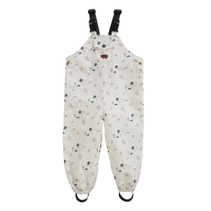 COASTAL WOODLAND WATERPROOF DUNGAREES - Töastie