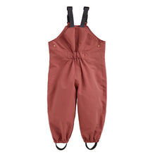 Load image into Gallery viewer, ROSE PINK WATERPROOF DUNGAREES - Töastie