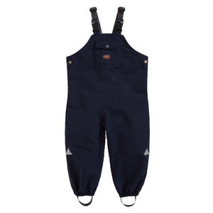 INK NAVY WATERPROOF DUNGAREES - Töastie
