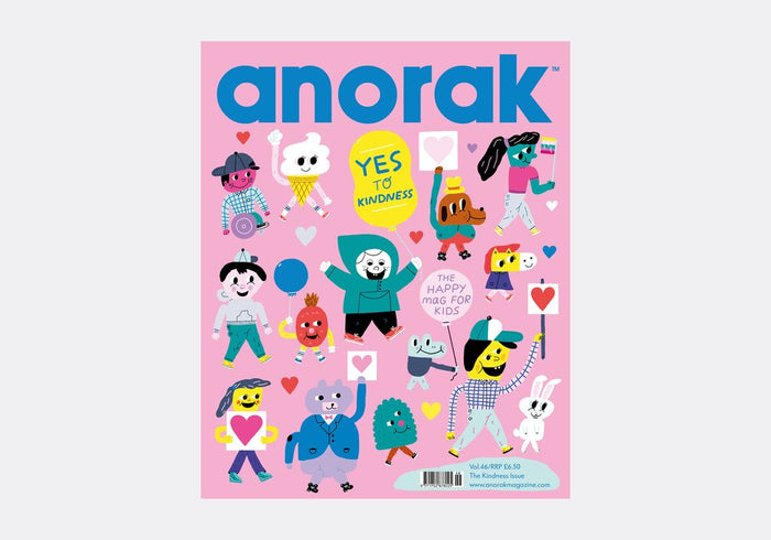 anorak - kindness - vol 46