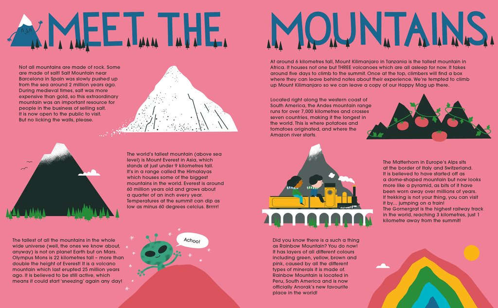 anorak magazine - mountains - vol 49