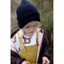 Load image into Gallery viewer, NAVY CASHMERE BEANIE - Töastie