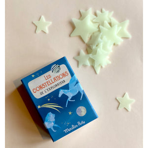 Constellations Glow In The Dark Stars, Moulin Roty