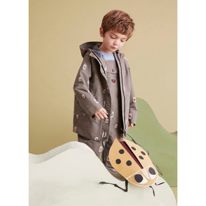 CATCHING FIREFLIES WATERPROOF RAINCOAT