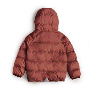 COPPER PUFFER JACKET - Töastie