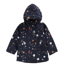 Load image into Gallery viewer, EVENING STAR WATERPROOF RAINCOAT - Töastie
