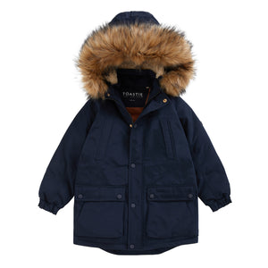 You added OCEAN NAVY NORTH STAR PARKA to your cart.