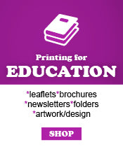 Printing For Education Products