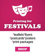 Printing For Festivals Products