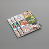 A5 115gsm 40 Page Brochures Picture 1