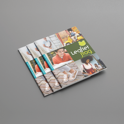 A5 130gsm 28 Page Brochures Picture 1