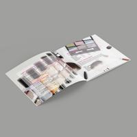210mm Square Brochure Inside