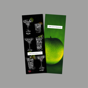 Half A4 Long (105x297mm) Leaflets/Flyers