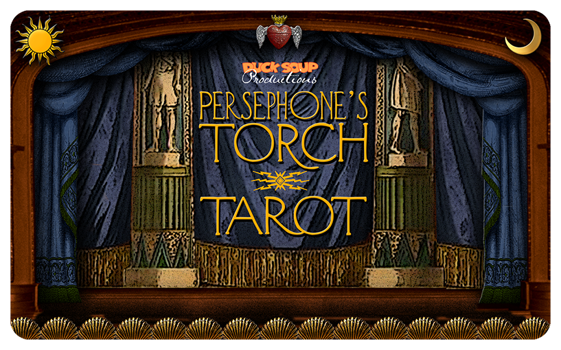 Raising the Curtain on our Newest Tarot Pack!