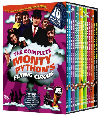 Monty Python's Flying Circus - 16-Ton Mega Set