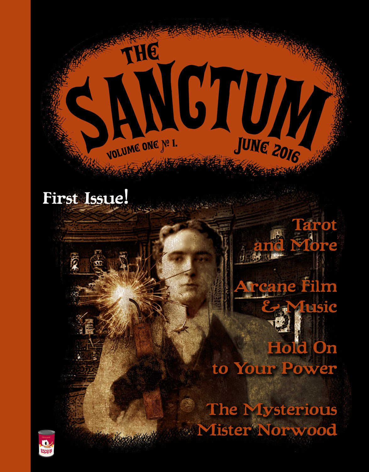 THE SANCTUM, Vol. 1, #1: PDF Edition