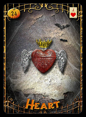 Trick Or Tarot Lenormand