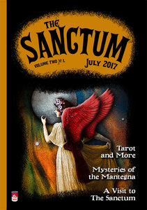 THE SANCTUM, Vol. 2, #1, Fall 2017: PDF Edition