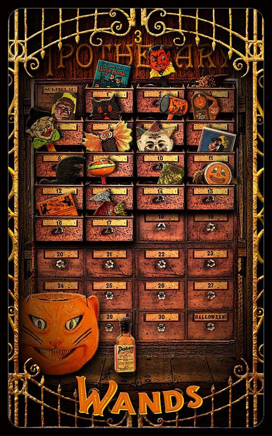 TRICK or TAROT •  POPULAR EDITION