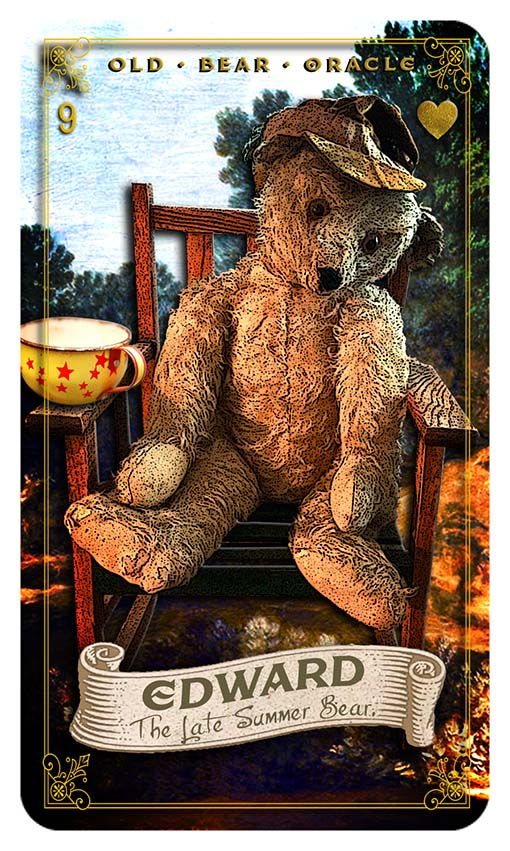 OLD BEAR ORACLE: 52+ card Oracle / Playing Card Deck