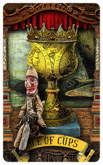 The Tragically Comic or Comically Tragic Tarot of MR. PUNCH