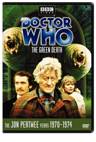 DOCTOR WHO Classic DVD: The Green Death