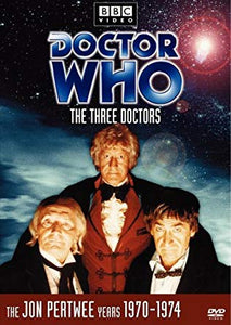 DOCTOR WHO Classic DVD: The Three Doctors