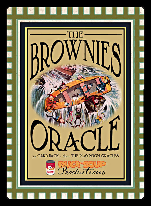 The BROWNIES • Their Oracle