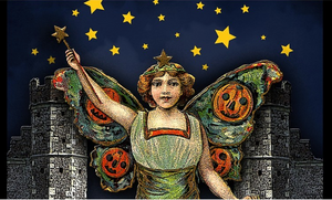 """Halloween Angel"" Coffee Mug - from Trick Or Tarot"